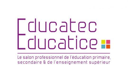 Retrouvez-nous sur le salon Educatec Educatice
