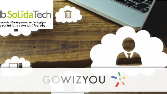 Associations : SolidaTech a choisi Gowizyou