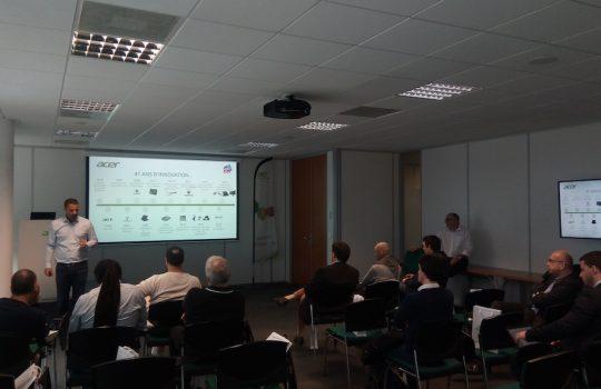 Matinée Collectivités Locales avec GoWizYou chez Acer France