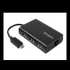Targus | Concentrateur USB-C vers 3 ports USB-A