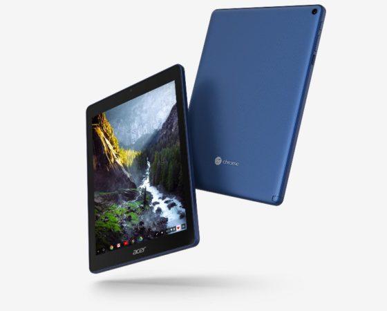 Acer Chromebook Tab 10 : la première tablette Chrome OS