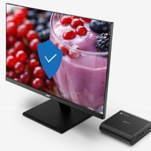 Acer | Chromebox CXI3 Intel® Core™ i7-8550U 16 Go – 64 Go