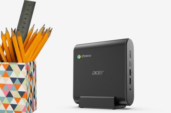 Acer | Chromebox CXI3 Intel® Core™ i3-8130U 8 Go – 64 Go