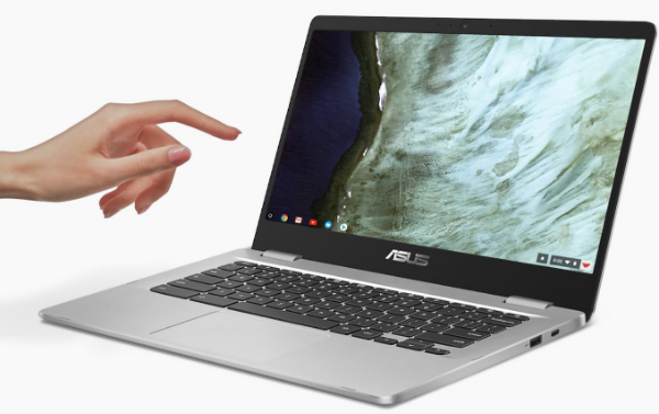 Asus Chromebook C423 touch