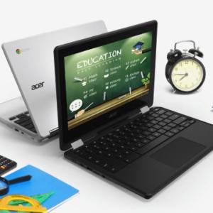 Chromebooks pour l'Éducation