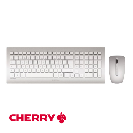 Clavier + souris Cherry DW 8000