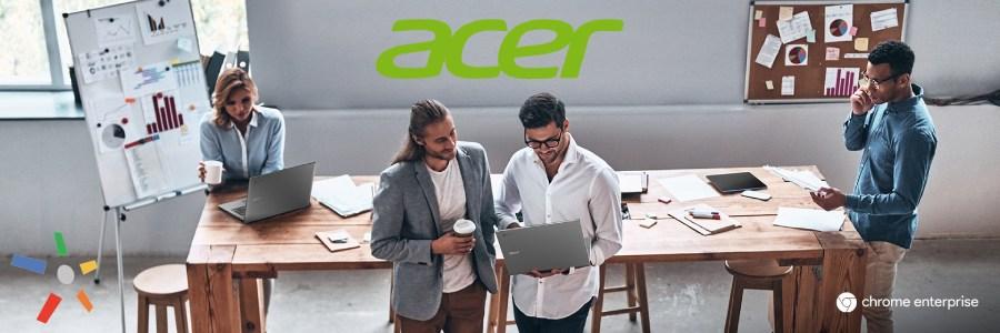 Acer Chrome Entreprise