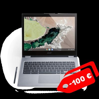 Acer Chromebook Spin 13 promo