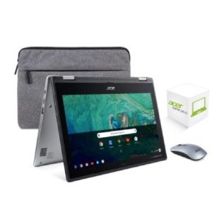 Bundle Chromebook Acer Spin 11 CP311 + accessoires