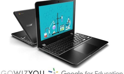 Pourquoi le Chromebook et G Suite for Education sont la solution idéale pour les établissements scolaires ?