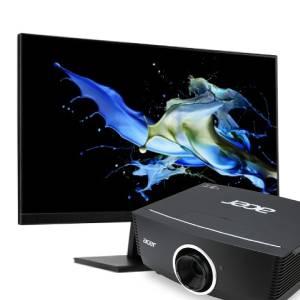 Solutions d'affichage : écrans et videoprojecteurs