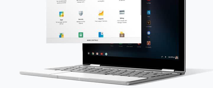 Chromebook + Chrome Enterprise,  duo idéal pour le télétravail