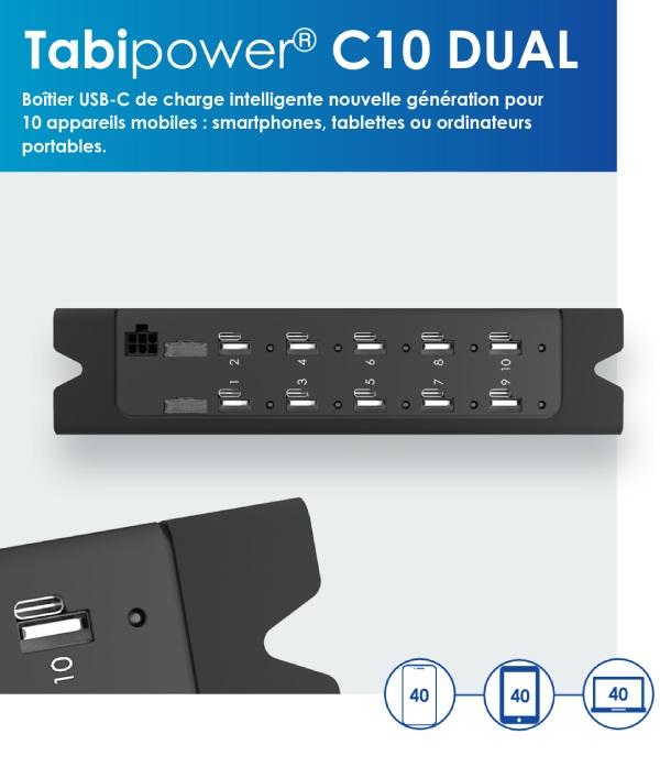 Naotic Tabipower C10 dual
