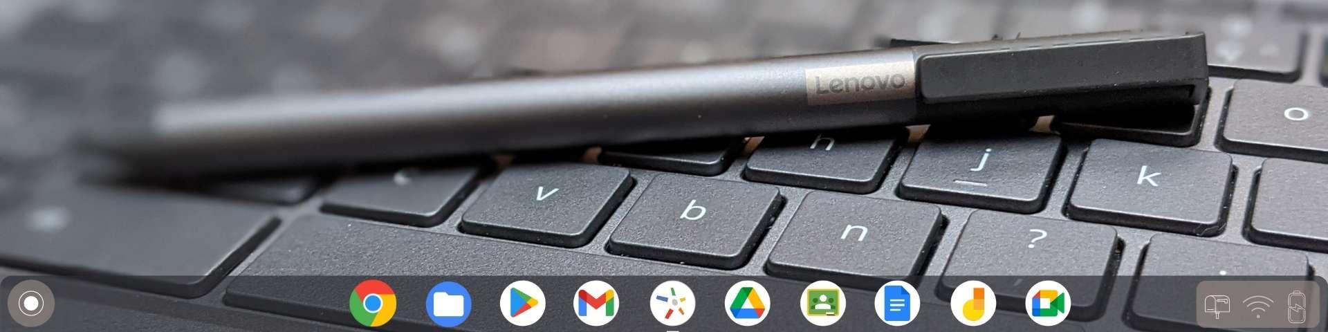 Focus sur le stylet USI Lenovo