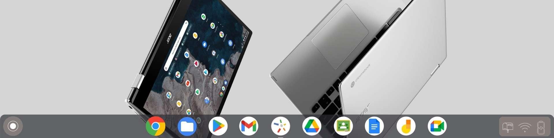 Test du Chromebook Acer Spin 513
