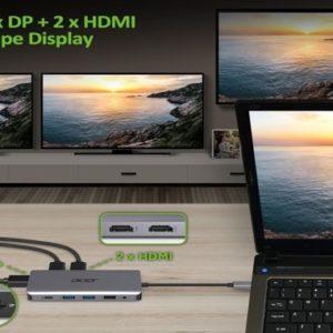Acer docking 12-en-1