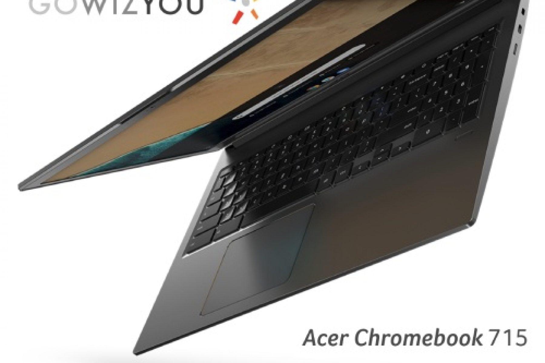 Acer Chromebook 714 for Work