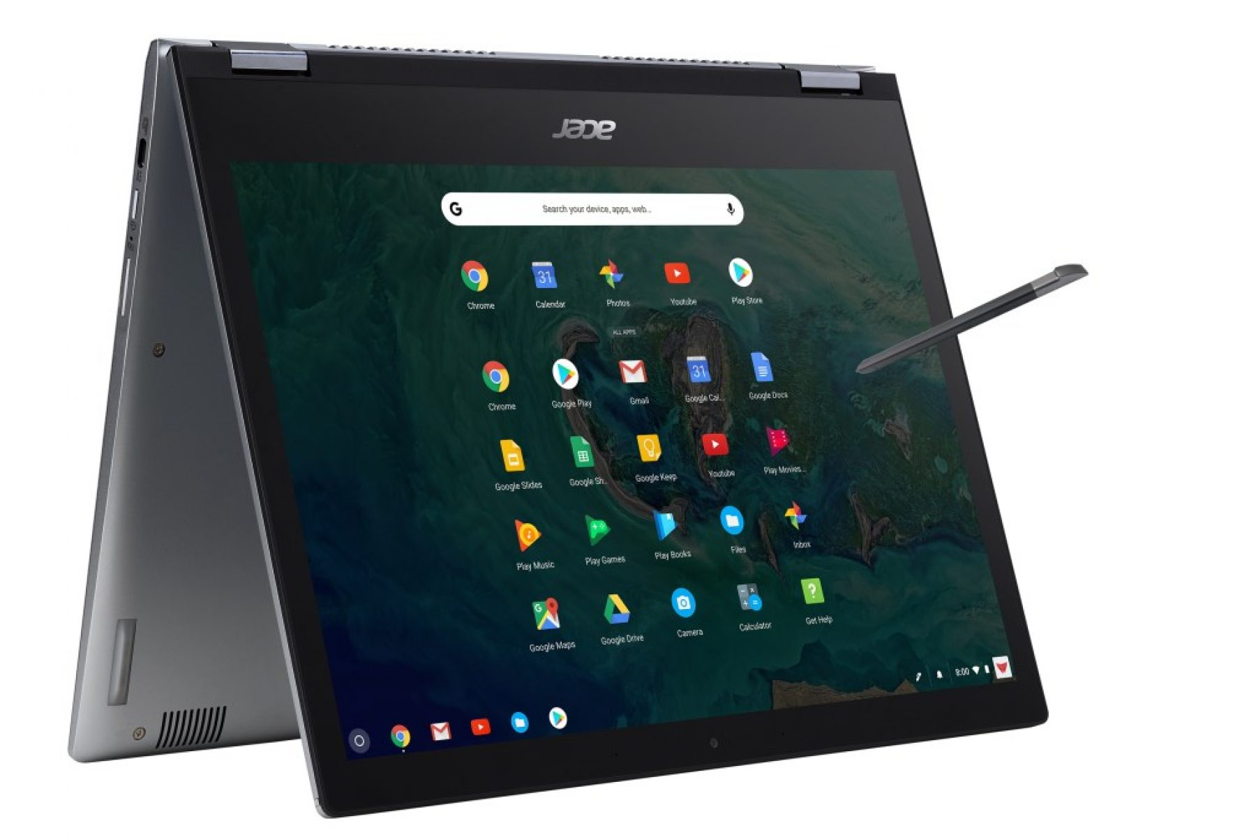 Acer_Chromebook_Spin_13_tent-mode_right-facing_stylus