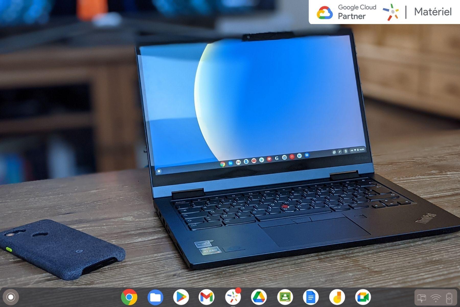 Test du Lenovo ThinkPad C13 Yoga