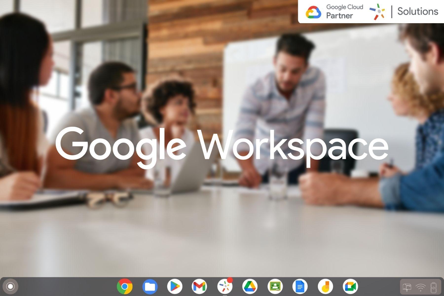 Découvrez Google Workspace