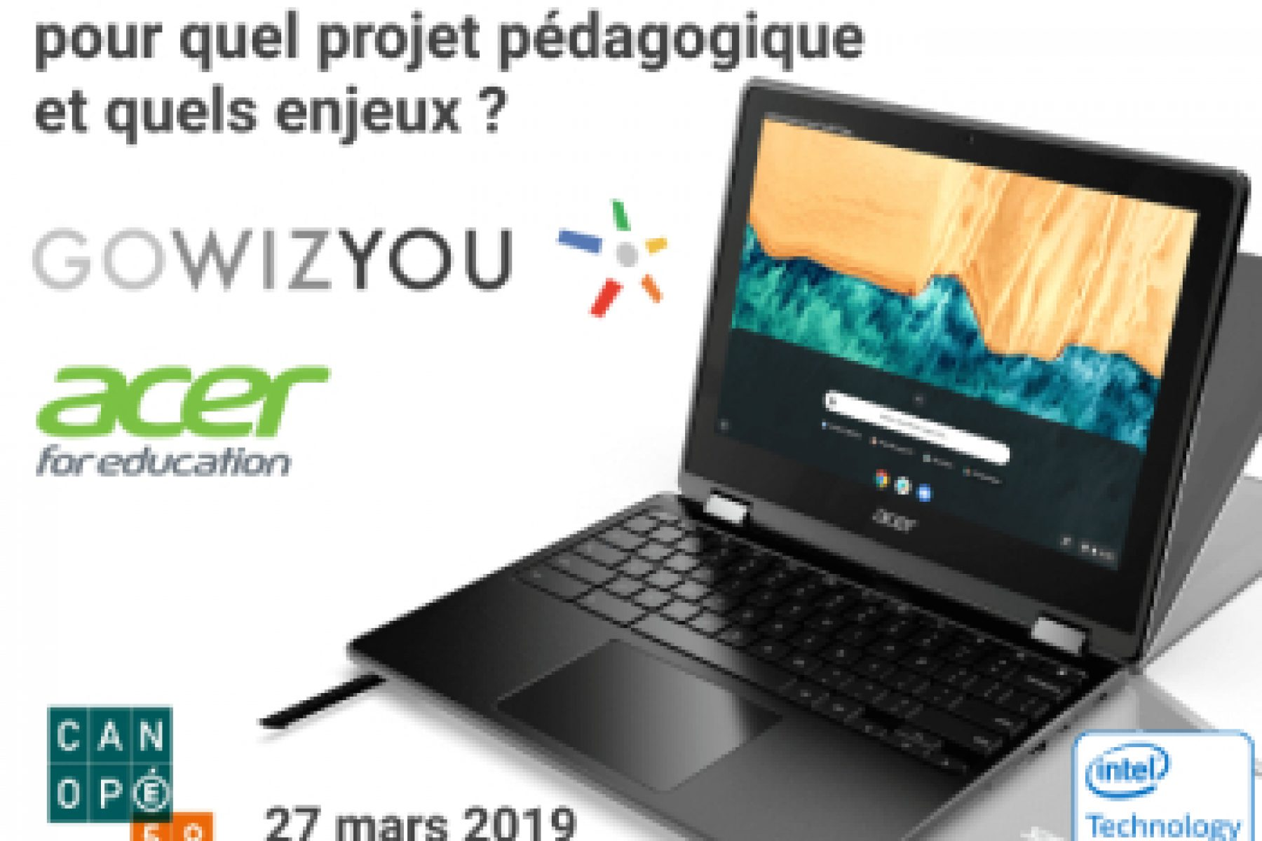 Journée Acer Gowizyou Canopé 17.03.2019